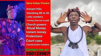 LOL: Shatta Wale succeeds Nana Agradaa, begins his new career as fetish priest; Ghanaians troop in to receive spiritual help » GhBasecom™