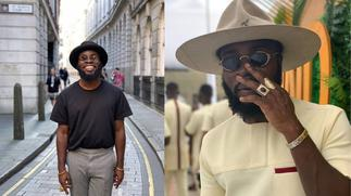 M.anifest wows fans; shows off his all-grown look-alike son in family photo ▷ Ghana news