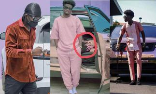 Kuami Eugene Allegedly Using His Range Rover Velar To Chop Slay Queens For Free