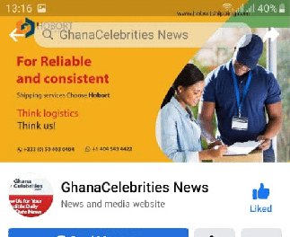 How to ALWAYS See Posts from GhanaCelebrities.Com in Your Feed