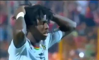 Edward Sarpong eyes Black Stars call-up ahead of 2021 AFCON
