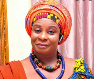Nana Adwoa Awindor discloses her biggest moments on 'Greetings From Abroad'