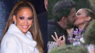 Loved-up video of Jennifer Lopez and Ben Affleck kissing publicly at sister's dinner party » GhBasecom™