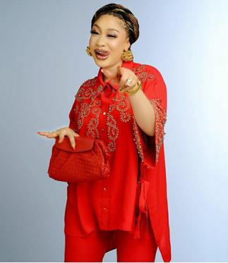 Tonto Dikeh Flaunts New Maybach with Style