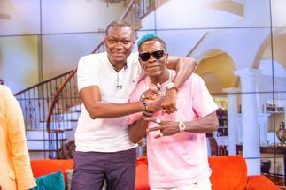 Ghanaians praise Arnold Asamoah Baidoo's maturity after his clash with Shatta Wale on UTV » GhBasecom™