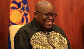 Akufo-Addo only president in the world to give free water for a year