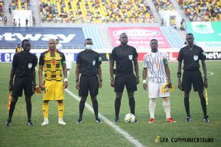 Ghana draws 0-0 with Ivory Coast in international friendly