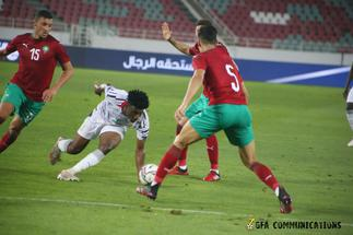 Morocco lacked offensive solutions in Ghana game