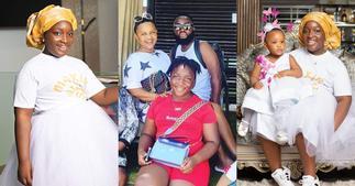 McBrown Celebrates Her Stepdaughter Phoebe Mensah's Birthday; Beautiful Photos Drop ▷ Ghana news