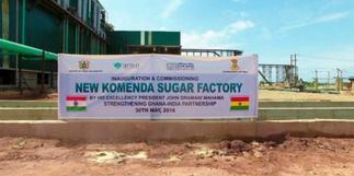 Today in History: Blame ECG for Komenda Sugar Factory shutdown