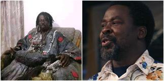 'I'm the one who killed TB Joshua, he battled me spiritually and I ended his life for killing Atta Mills'- Kwaku Bonsam » GhBasecom™