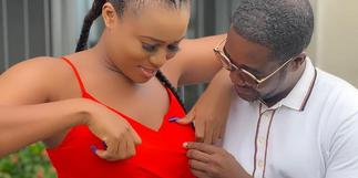 Christabel Ekeh shows off 'mystery' man, sparks dating rumours