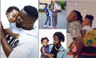 Top 5 Most Admirable Celebrity Dads In Ghana