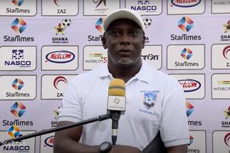 Coach Yaw Preko and Medeama seek double over Accra Hearts of Oak