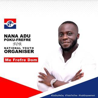 Nana Poku Frefre joins NPP National Youth Organiser race
