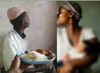 Black Husband Goes On Hunger Strike After Wife Gives Birth To A Chinese Child