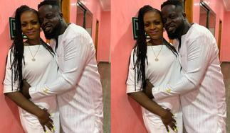 Aisha Modi Subtly Begs Ofori Amponsah For A Comeback As She Ignores Her Husband To Celebrate Ofori Amponsah On Father's Day