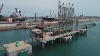 Port of Takoradi: New ultra-modern Liquid Bulk Terminal to be operational end of June