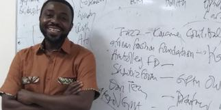 Kafui Dey lands new lecturer job after 5 attempts within 17 years to earn Masters
