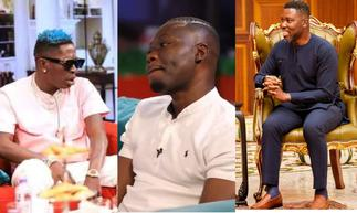 (+VIDEO) Arnold Asamoah Baidoo Is The Most Principled And Firm Guy In The Entertainment Industry