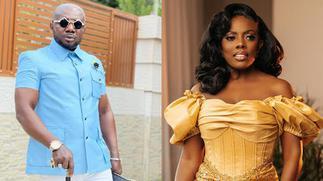 Osebo: Nana Aba Anamoah's fashionista baby daddy shows her love on her birthday