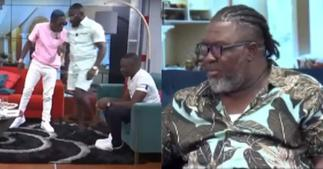 Arnold-Shatta Wale face-off: Arnold's behaviour towards Shatta Wale was low and below the belt