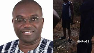 Techiman South MP hot over alleged land theft; Landowner accuses the MP of using police to intimidate him