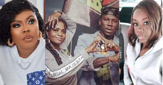 Afia Schwar: Actress says Ayisha Modi Maltreats Stonebwoy's wife Louisa in new Video ▷ Ghana news