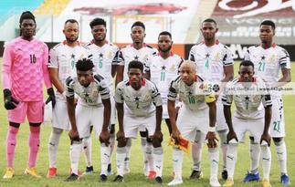 Black Stars ranked 6th most valuable African national team