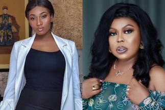 Oops! Did Wendy Shay Just Blasts Afia Schwarzenegger For Dancing While Performing? See Video » GhBasecom™