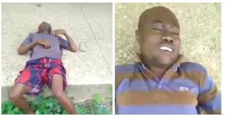 Video: Veteran Music Producer, Sugar Tone Seen In A Deplorable State, Folks Call For Support » GhBasecom™