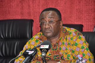 Afriyie Akoto has run out of ideas; sack him