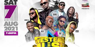 Fameye, DopeNation, Mr Drew, Kofi Bentil, others billed for Western Music Awards 21