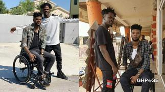 Ogidi Brown threatens Fameye over song claims