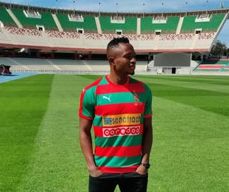 Joseph Esso scores in MC Alger home win against JSM Skikda