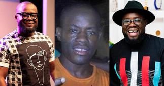 Giovani Caleb: Throwback Photo of Presenter Looking Unrecognisable Surprises many ▷ YEN.COM.GH