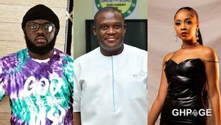 Sam George slams Sister Derby and Kwadwo Sheldon for attacking him over his LGBTQ+ comments