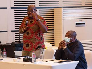 Match-fixing scandal is a slap in the face of the GFA- Randy Abbey