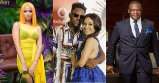 Sam George Vs Sister Derby: MP Uses Medikal To Mock Singer As They Dirty Themselves On Social Media ▷ Ghana news