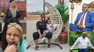 Afia Schwarzenegger used Tracey Boakye daughter to blackmail John Mahama