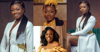 Natalie Fort: GHOne TV presenter marks 26th bday, Nana Aba drops beautiful photos to celebrate her ▷ Ghana news