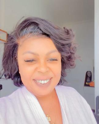 Lady Narrates How Afia Schwar's Boyfriend Allegedly Dumped her After Catching her With A Dog