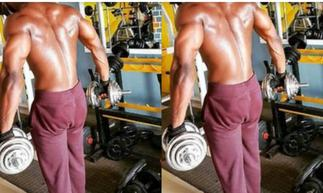 Photos Of The Gym Instructor Who Was Shot Dead For Chopping A Married Woman Surfaces » GhBasecom™