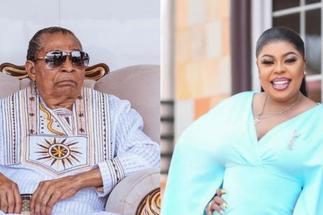 Afia Schwarzenegger Reportedly Cursed By Apostle Kwadwo Sarfo Kantanka For Insulting Him » GhBasecom™
