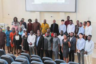 50 Benefit From Huawei ICT Workshop For Ministry Of Energy