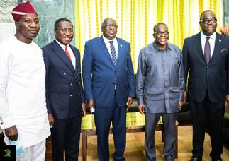 ECOWAS Parliament: We'll review Ghana's laws to end retail trade war