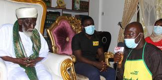 SalahFestOnHappy: Wilmar Africa donates to National Chief Imam