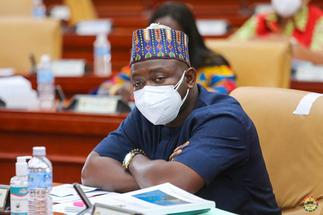 Suhuyini to testify against Kennedy Agyapong on Monday