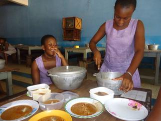 Kumasi Girls: We take our own bread, sugar to dining hall