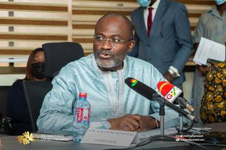 Ken Agyapong appointed Ghana Gas board Chair